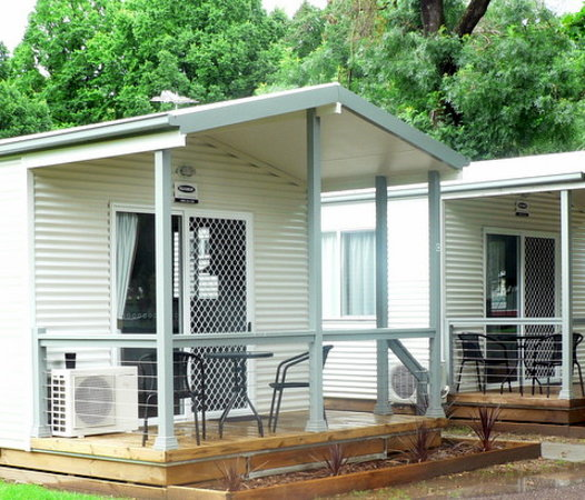 Myrtleford, Australia: Park Cabins