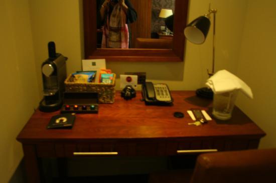 Hotel du Vin & Bistro : Tea Coffee