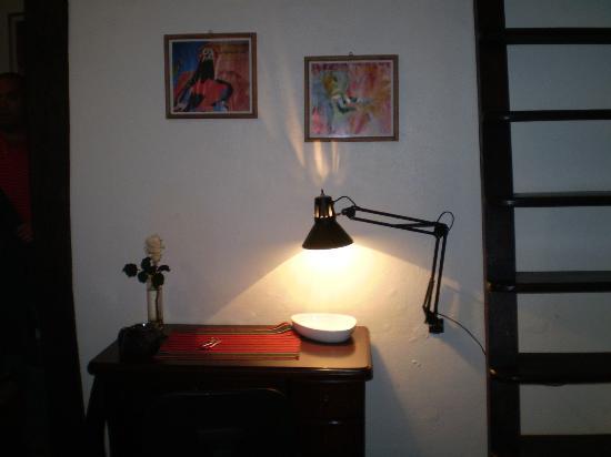 Magic Stone: habitación