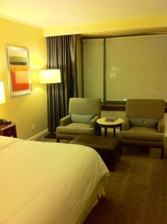 The Westin Denver Downtown: deluxe king room
