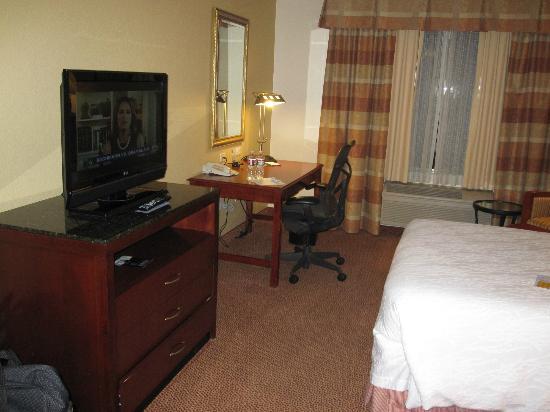 Hilton Garden Inn Arcadia/Pasadena Area: Work Area