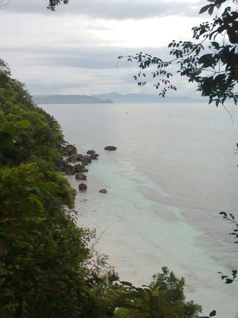 Sarangani Island: Where Balut Island can be seen...