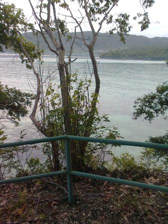 Sarangani Island: Overlooking the sea...