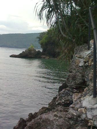 Sarangani Island: The beautiful sea...