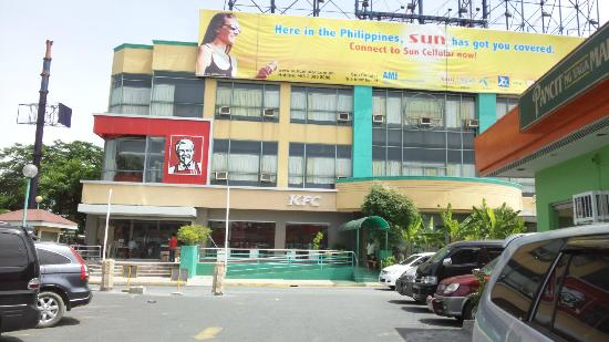Manila Airport Hotel: ホテルの外観