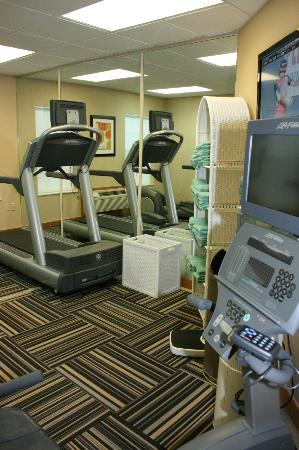 Residence Inn Huntsville: workout room