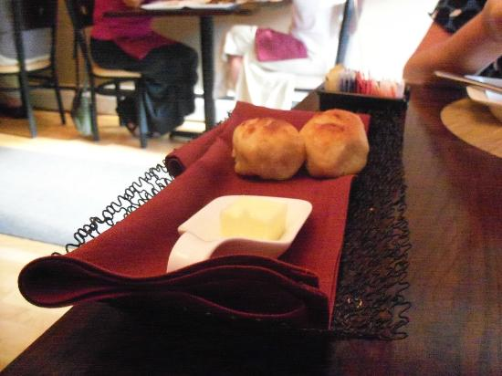 Palate: cute and tasty rolls