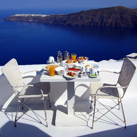 White: Frühstück mit Ausblick
