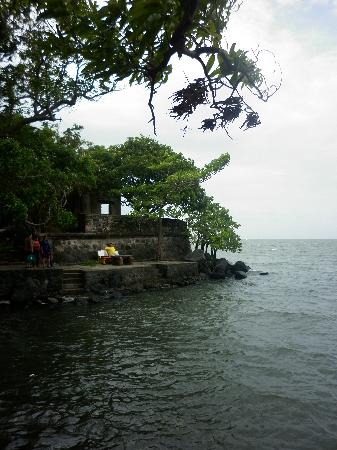Islets of Granada: Fort Island