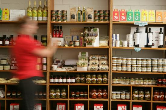 Australian Regional Food Cafe & Store: Clean Green Australian Gourmet Produce