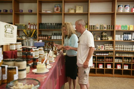 Australian Regional Food Cafe & Store: Sample the flavours of our housemade Australian produce