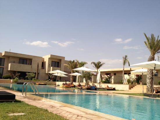 Sirayane Boutique Hotel & Spa : la piscine
