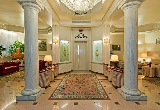 Hotel Alba sul Mare: hall
