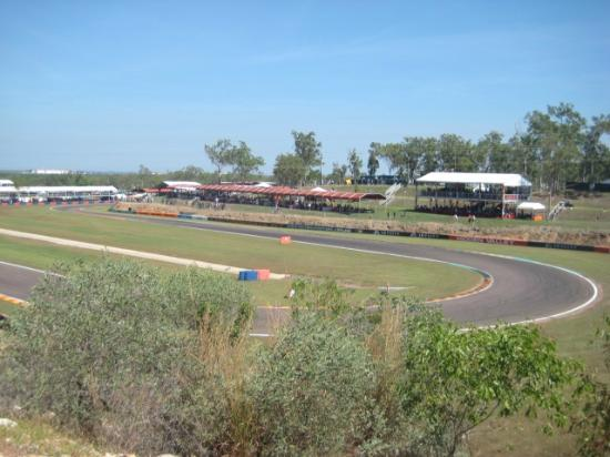 Hidden Valley Motor Sports Complex : Track