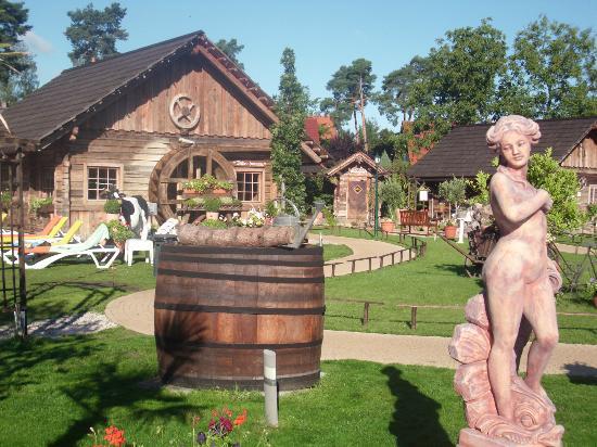 Ludwigsfelde, Germania: Heusauna