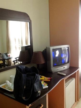 Inwangsan Hotel: with tv and mini ref