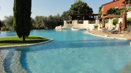 La Pecora Ladra: piscina