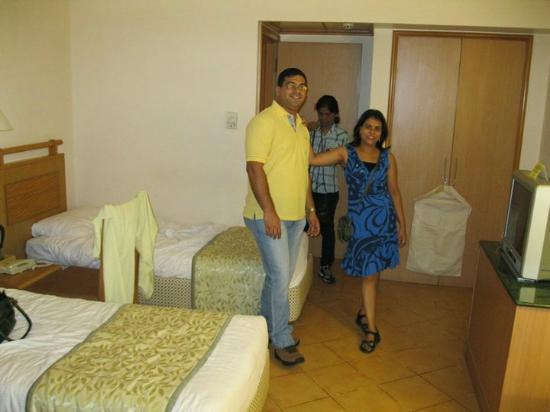 Club Mahindra Varca Beach: Room