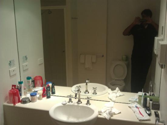 Park Regis Griffin Suites : Bathroom