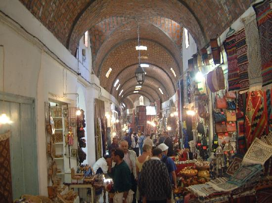 Sousse Governorate, Tunisien: Inside Sousse Madina