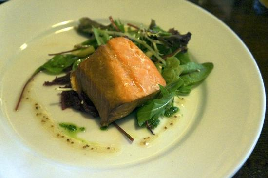 Coast Restaurant: Hot Smoked Salmon £6.95