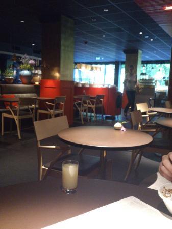 Elite Eden Park Hotel: breakfast restaurant