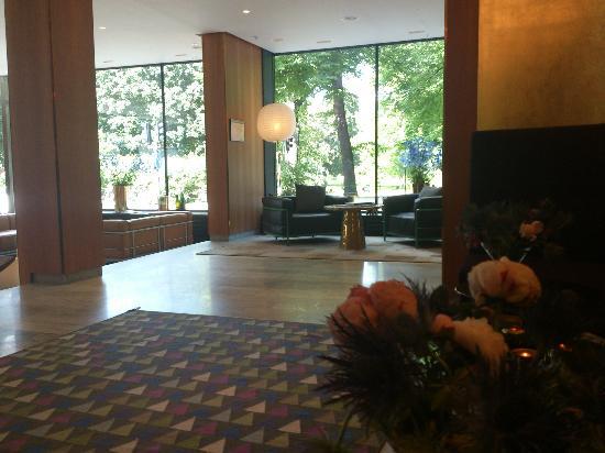 Elite Eden Park Hotel: lobby