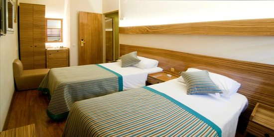 Hotel Buyuk Keban: Twin Room
