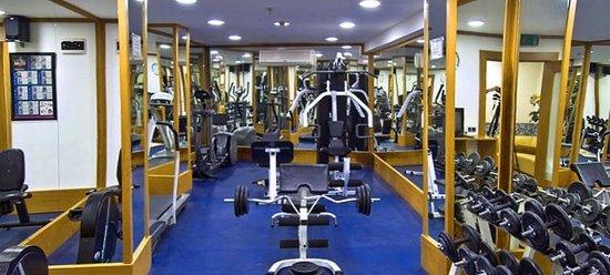 Hotel Buyuk Keban: Gym