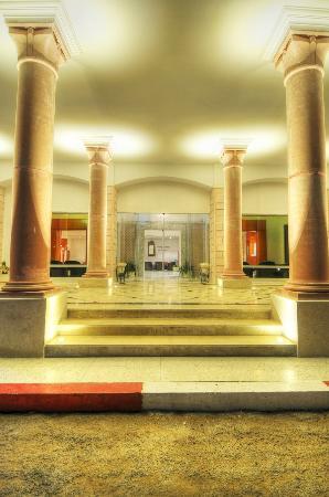 Yadis Morjane Tabarka: L'entrée de l'hôtel