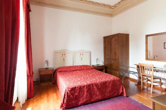 Villa Cristina: Camera Rubino