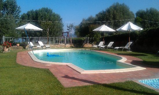 Relais la Rosetta : La splendida piscina