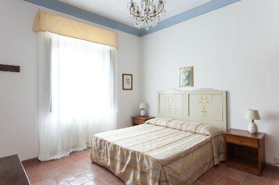 Villa Cristina: Camera Ambra