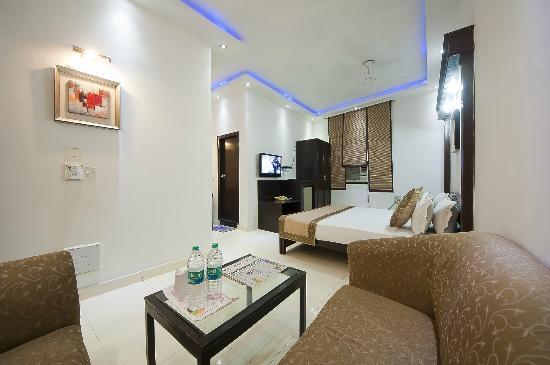 Hotel Sarthak Palace: Suite