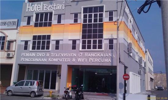 Kuala Lipis, Malezja: Front View