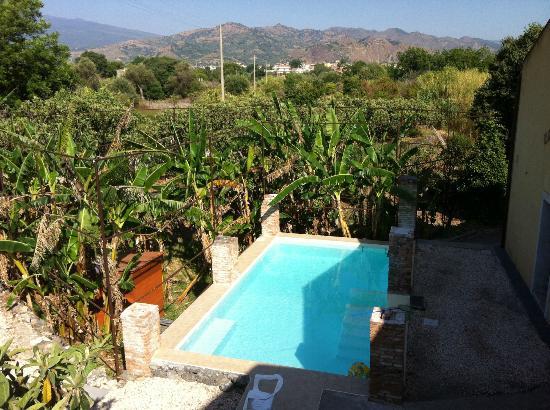 Agriturismo Marino: Pool