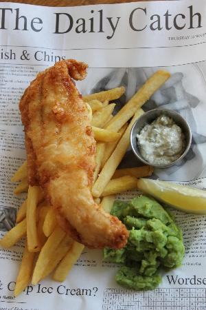 Rockpool Cafe: Fish & Chips