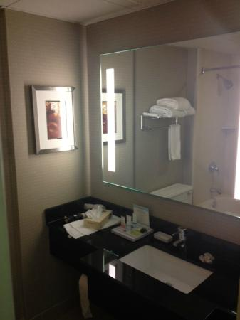 Four Points by Sheraton Milwaukee North Shore : Bathroom