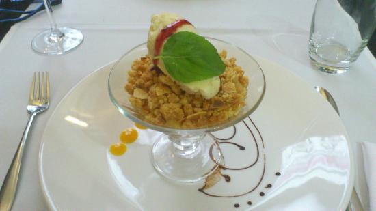 Armazem do Sal: Dessert choice