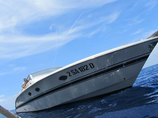 Noleggio barche Lucibello: Our Lucibello boat