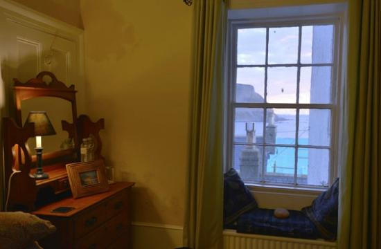 Gardenstown, UK: Room