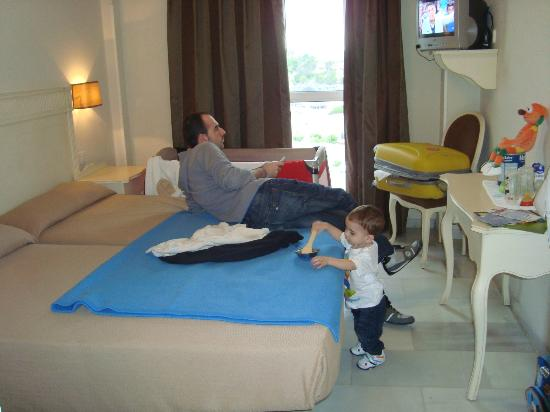 Hotel Suances: acogedora