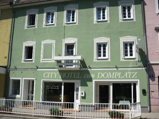 City Hotel zum Domplatz: Great place to stay