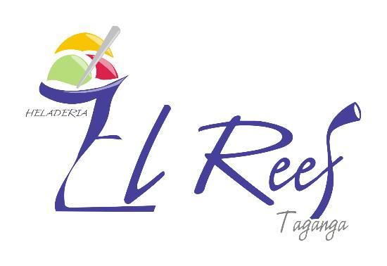 Heladeria El Reef: Logo El Reef