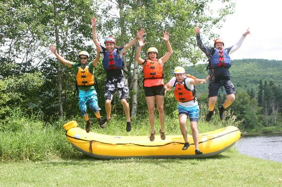 North Woods Rafting - Day Tours