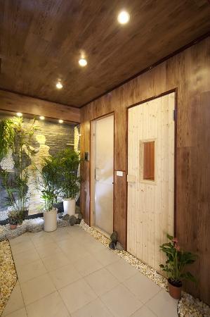 Santa Barbara Hotel: Sauna