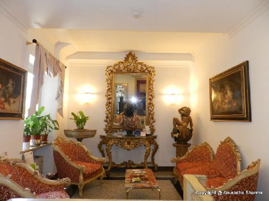 BEST WESTERN Hotel Rivoli: Lobby