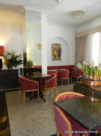 Best Western Hotel Rivoli: Dining Hall