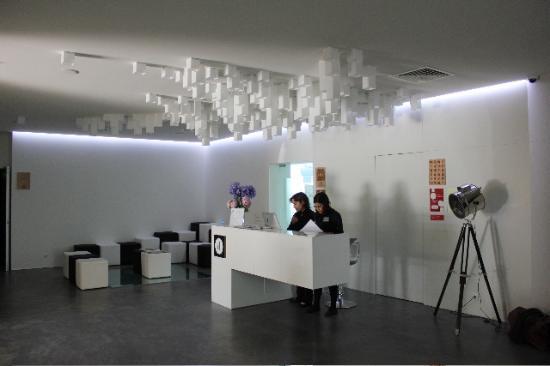 Design & Wine Hotel: Entrada