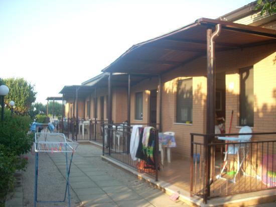 Residence Villaggio Diomedea: Villette a schiera